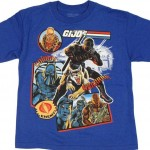 snake eyes timber gijoe tshirt