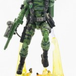 005 Jump Jet Pack Flames GIJOE 25th Anniversary