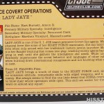 013 lady jaye Night Force JoeCon 2013