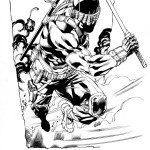 IDW Signature Plate Snake Eyes 02