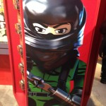 GIJoe Kre O Display Stand Toy Fair 2014