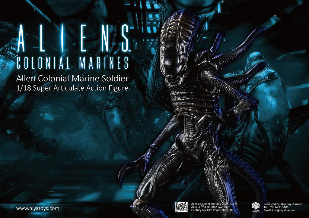Aliens Colonial Marines Toys 121