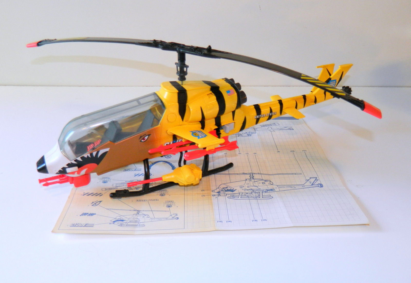 Gi Joe Helicopter Toy Helicopter And Bridge Wallpaper