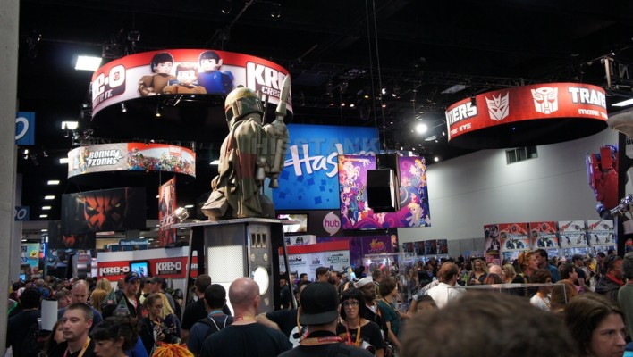 JoeCon 2015 Hasbro Booth And Presentation Update