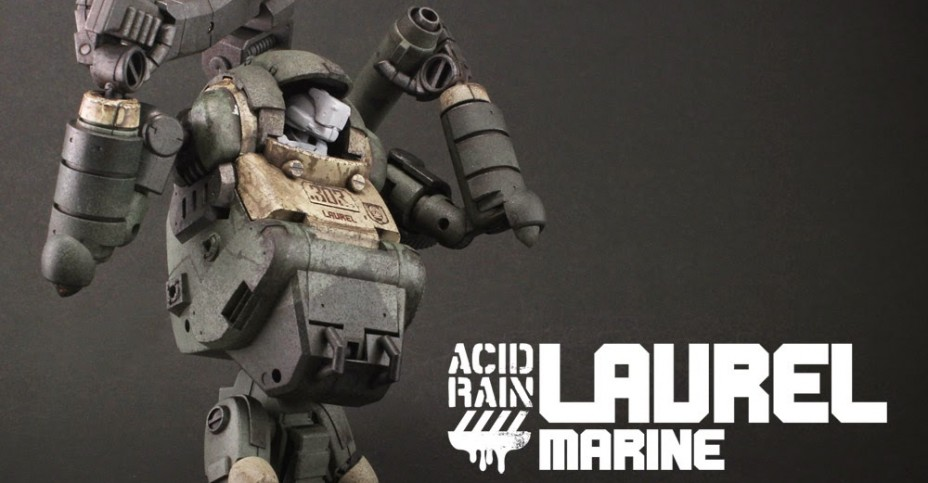 Acid Rain Marine Laurel 01 Hisstank