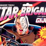 GI Joe Star Brigade Robo Joe HissTank
