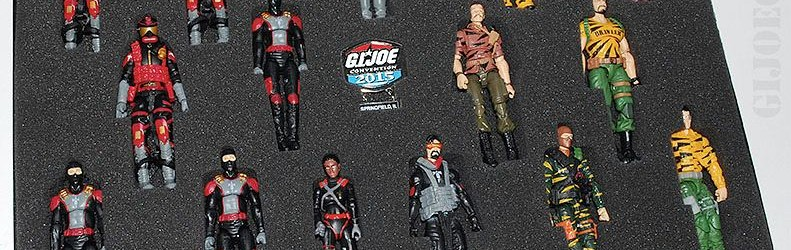 Joecon 2015 loose inner box set