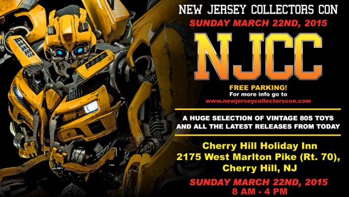 New Jersey Collectors Con Is This Sunday March 22nd