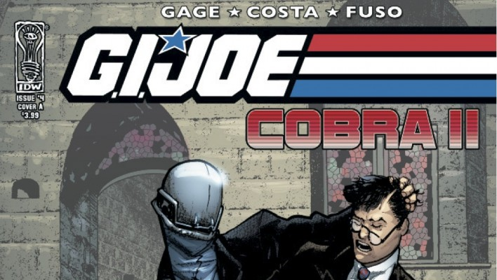 IDW G.I. Joe: Cobra II The Ongoing Comic Series Review