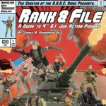 Rank and File Cover HissTank