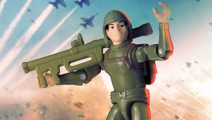 G.I. Joe ARAH  Jumbo Zap Figure From Gentle Giant