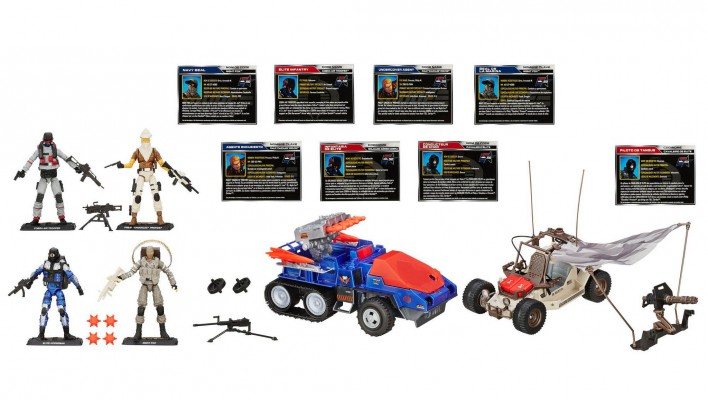 SDCC 2015 Exclusives from Toys R Us – G.I. Joe, Transformers, Star Wars and More