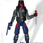 GI Joe Club FSS 4 Cobra Interrogator