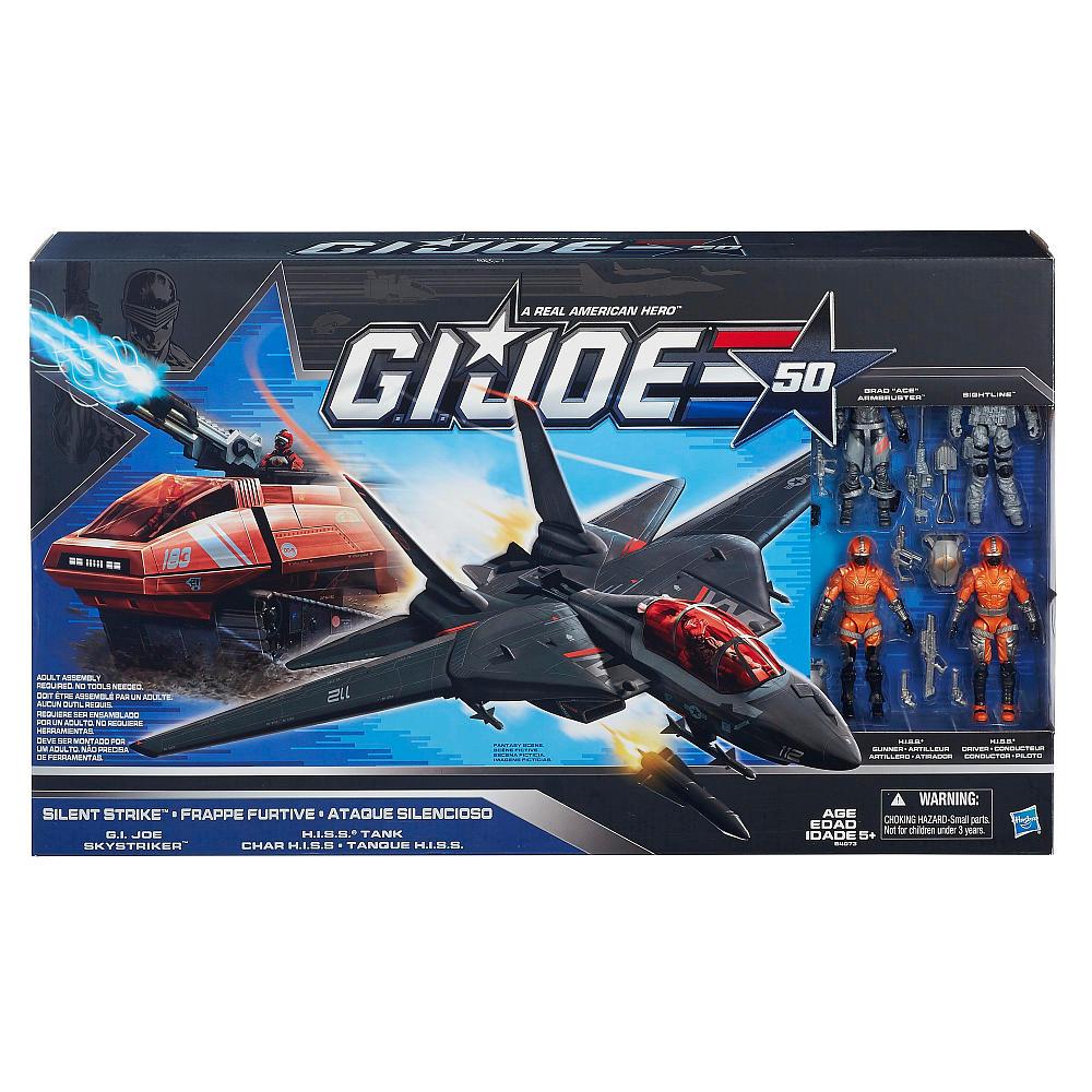 Jouets G.I. Joe à venir cette année - Page 2 GIJOE-50th-Anniversary-Silent-Strike-TRU-Exclusivebox