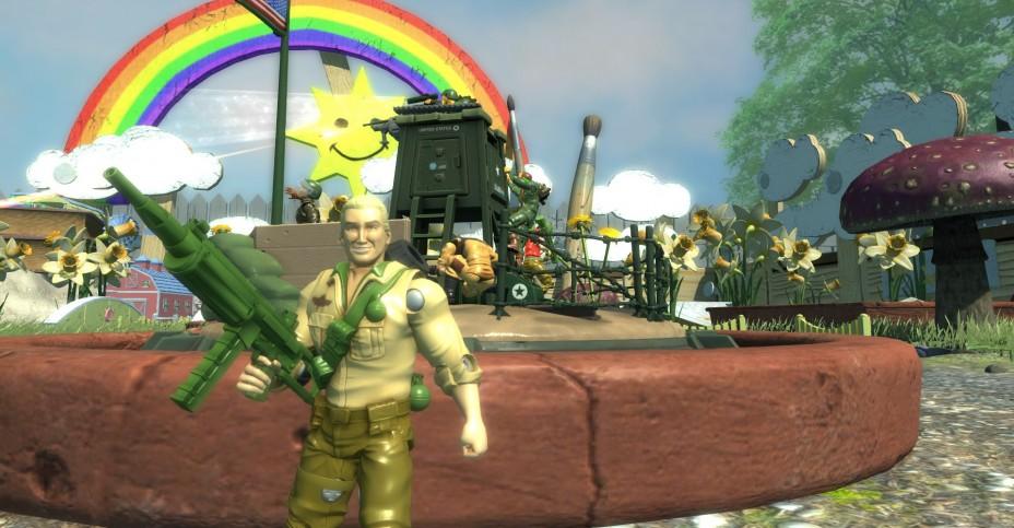 Ubisoft Toy Soldiers War Chest G I Joe SDCC 2015
