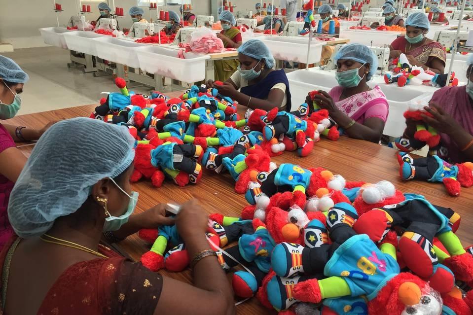 hasbro toy factory