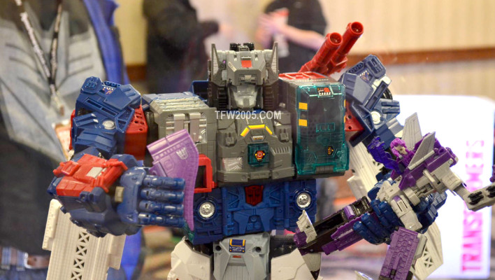 Botcon 2016 Round Up From TFW2005