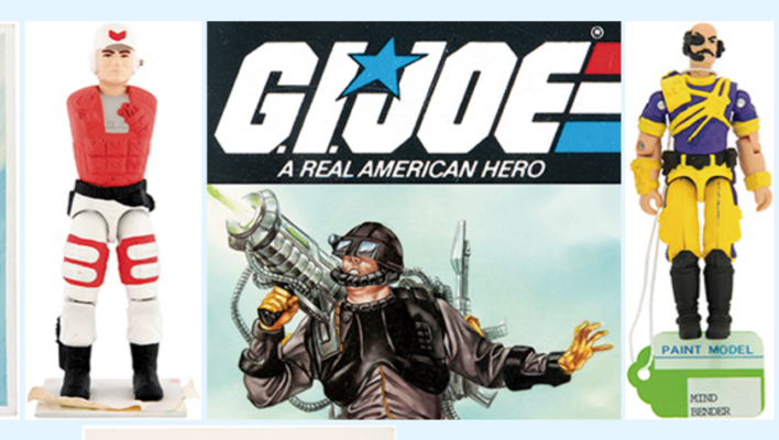 World Class Legacy G.I. Joe Items Up For Auction