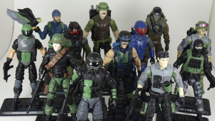G. I. Joe Modern Era Night Force Steel Brigade Custom by The Odinson