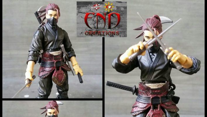 Random Ninja G.I.Joe Modern Era Custom by igami07