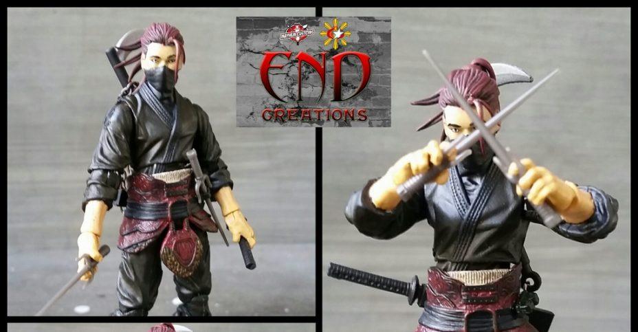 Ramdom Ninja GIJOE Custom5