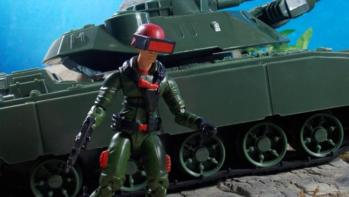 G.I. Joe Modern Era Action Force Steeler Custom by Oreobuilder