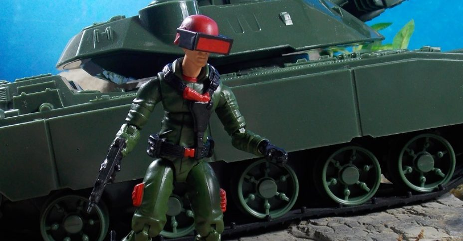 Action Force Steeler Modern Era GIJOE 5