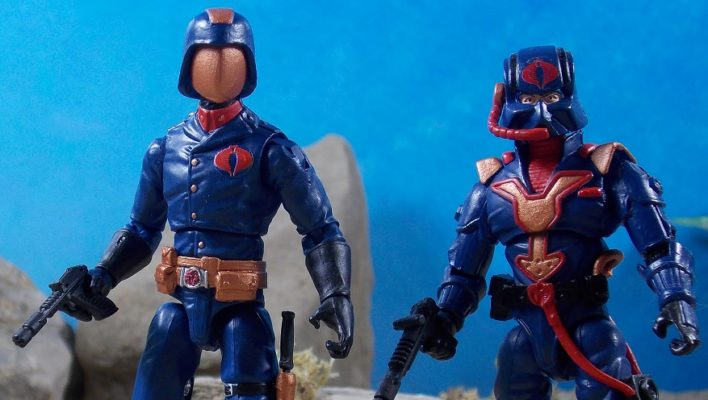 G.I. Joe Modern Era 1997 Concept Cobra Commander Custom by Oreobuilder