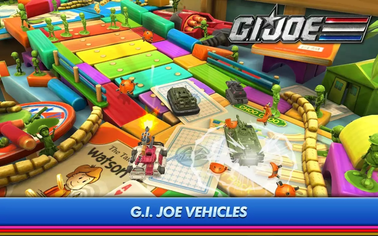 G I Joe Micro Machines 1