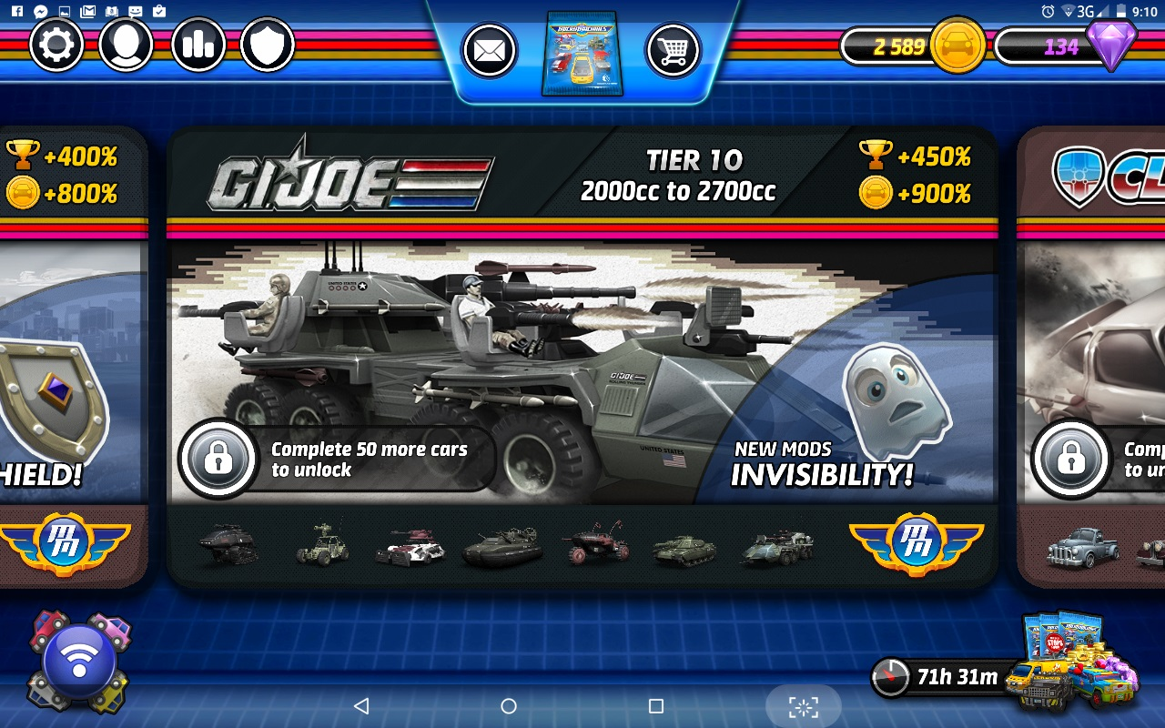 G I Joe Micro Machines 2
