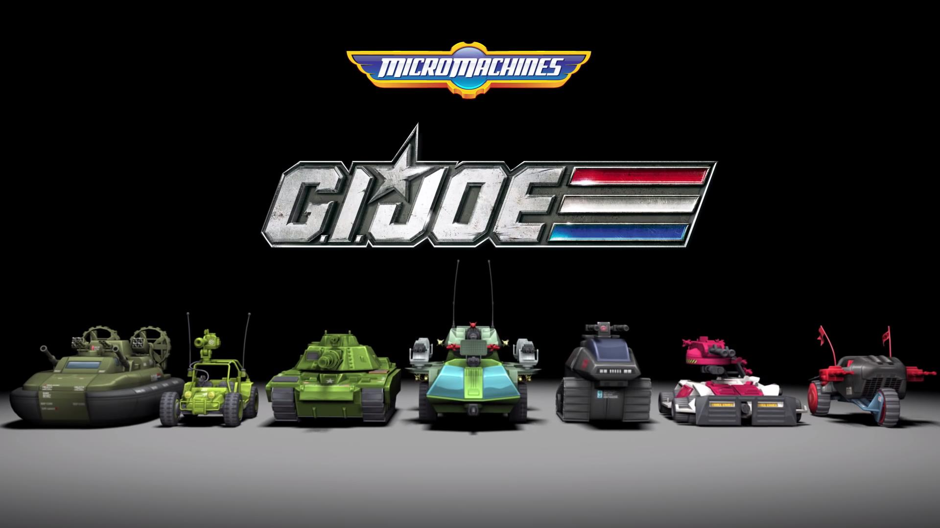 G I Joe Micro Machines 3