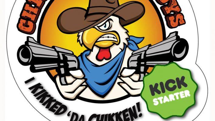 Chicken Fried Toys Dime Novel Legends Kick Starter Now Live