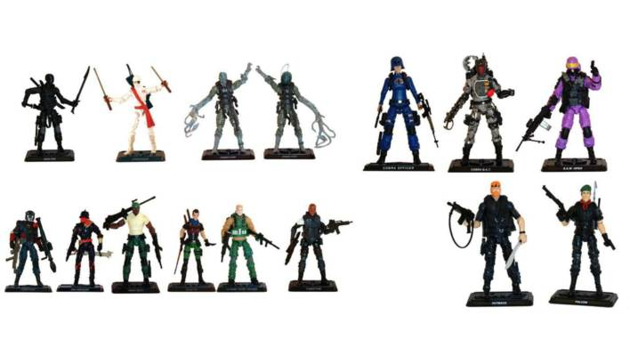New G.I.Joe 50th Anniversary Assortment In Stock and Shipping at BigBadToyStore!