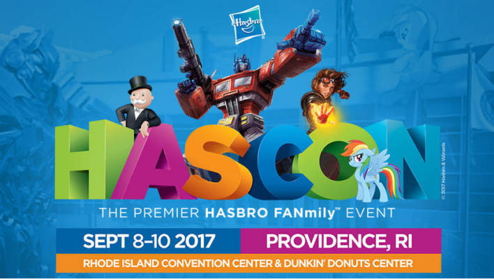Hascon – Hasbro's Official Convention – Tickets & Details Live!