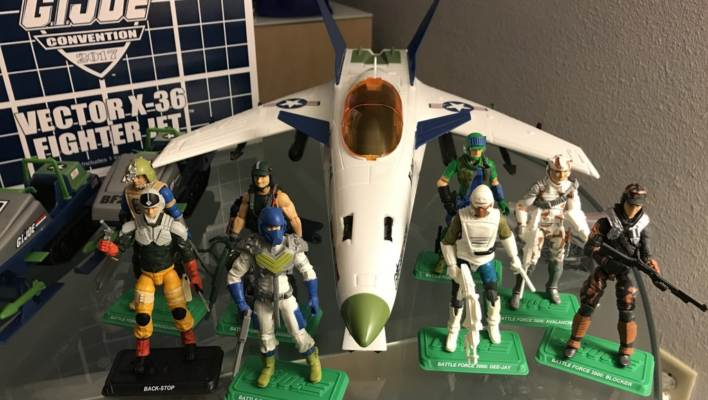 JoeCon 2017 Updated G.I. Joe Convention Images