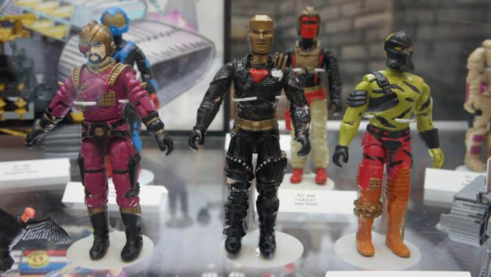 Hascon G.I. Joe Celebration Case Images