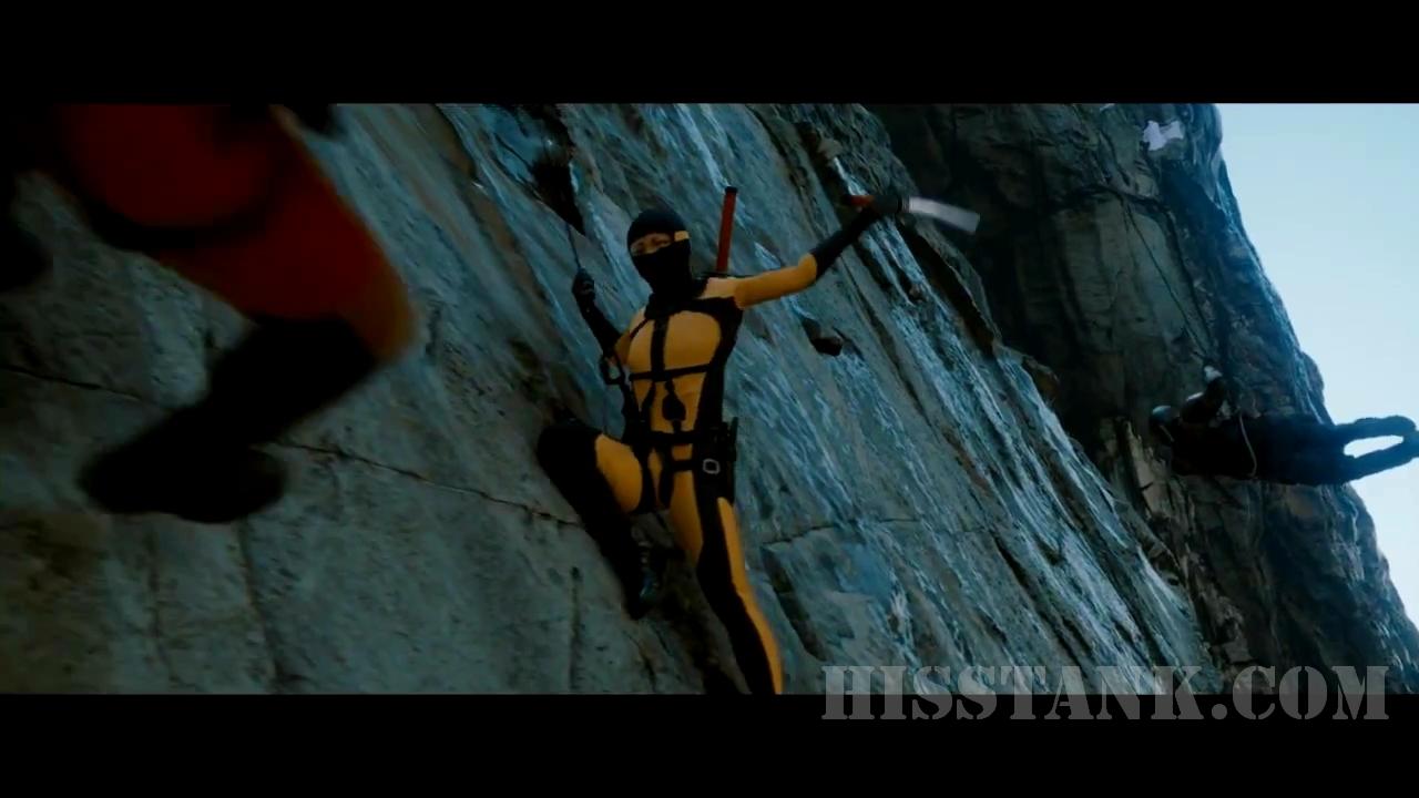 G. I. Joe: Retaliation Flint Character Poster Revealed
