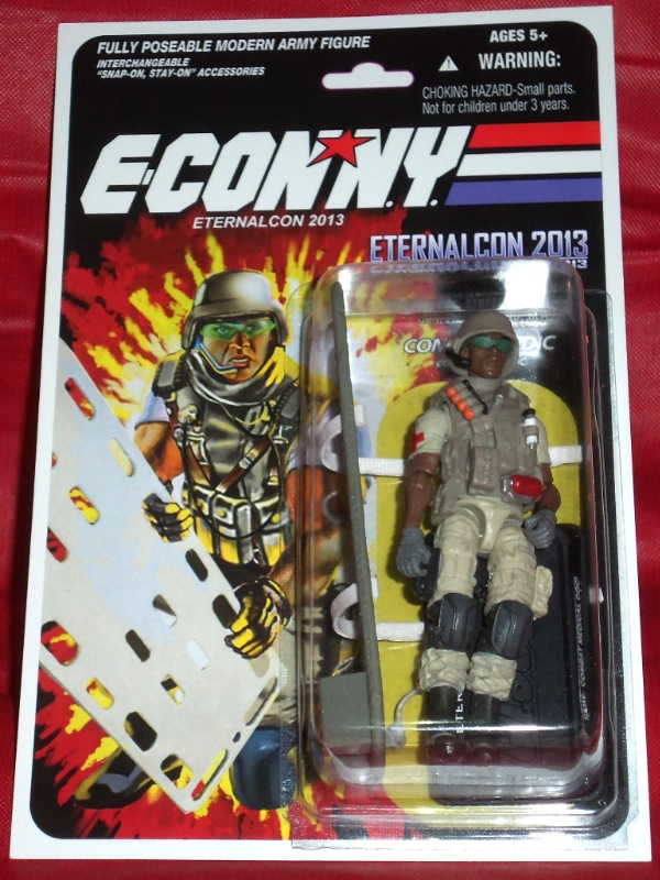 608534aaa17a COMBAT MEDIC DOC ETERNAL CON CUSTOM EXCLUSIVE - Additional Images