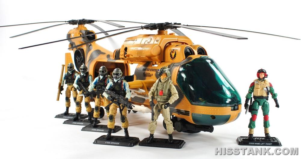 Eaglehawk Helicopter G I Joe Retaliation High Res Images Hisstank Com