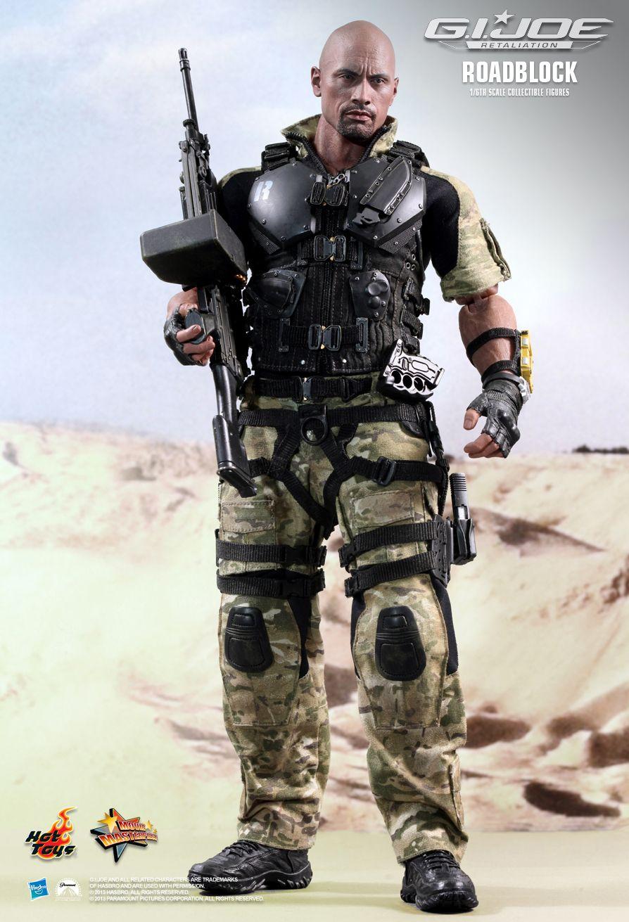 Joe Retaliation STORM SHADOW Figure 1//6 NECK POST Hot Toys G.I
