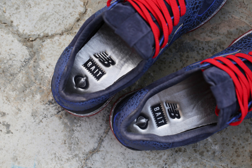 eee592ac4090b BAIT And New Balance Continue Collaboration with Cobra Commander 574 ...