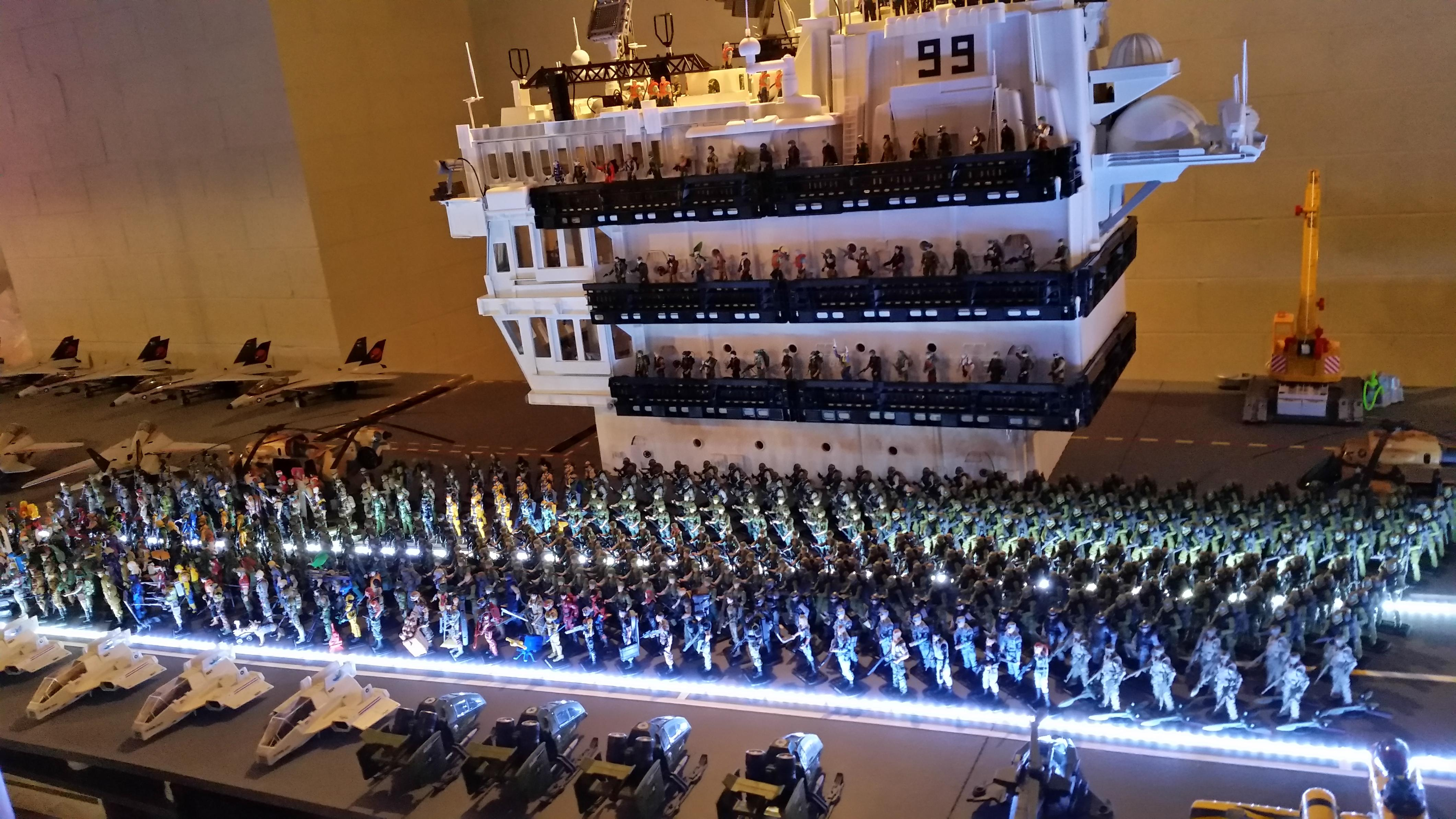 1 4 scale airplane lights with 3 34 Scale Custom Uss Flagg Thing Massive 58958 on Avro 683 Lancaster Mk X in addition The Atomic Bomb Wwii moreover 14556 Man Wildcat in addition 3 34 Scale Custom Uss Flagg Thing Massive 58958 furthermore A 53 Acre Estate Rolls Royce 4M Gift Evander Holyfield Plea Worshipers New Gulfstream Inside World Mega Rich Preacher Faced JAIL Financial Secrecy.