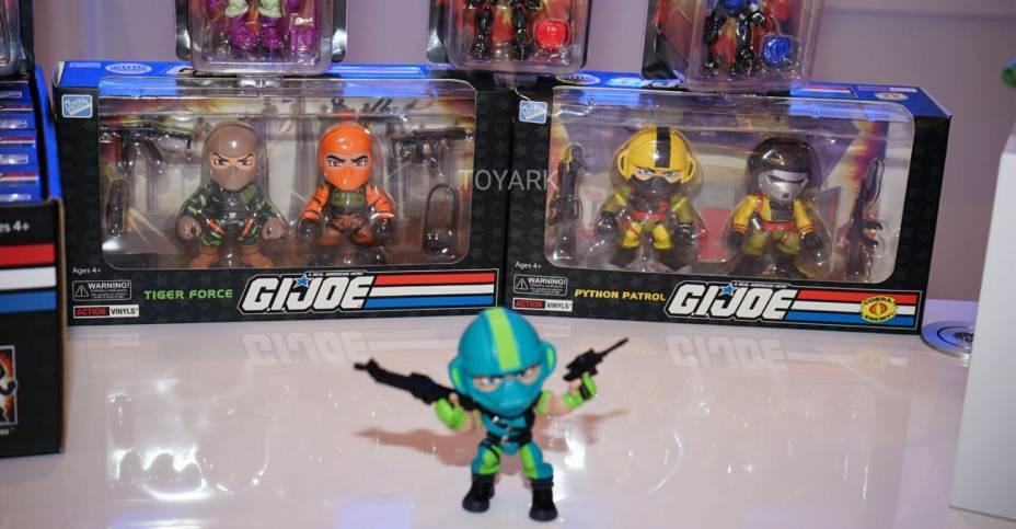 Loyal Subjects G.I Joe Series 2 3-Inch Mini-Figure Road Block