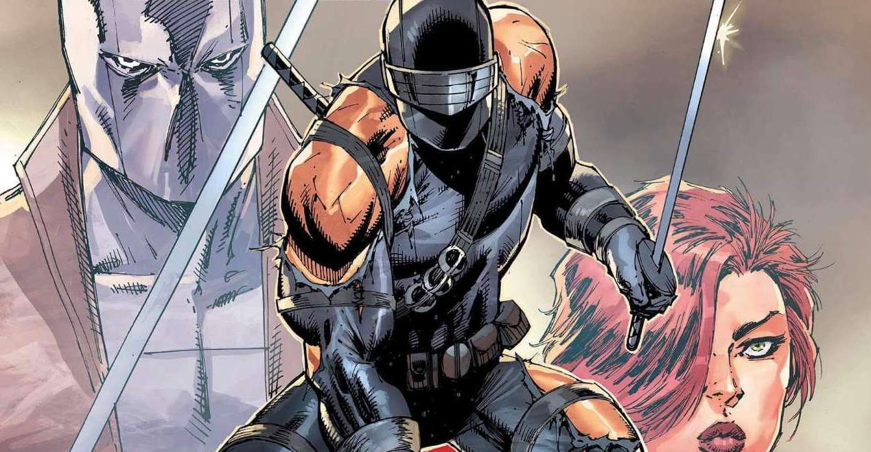 IDW Snake Eyes: Deadgame Arriving In 2020 With Rob Liefeld At The Helm
