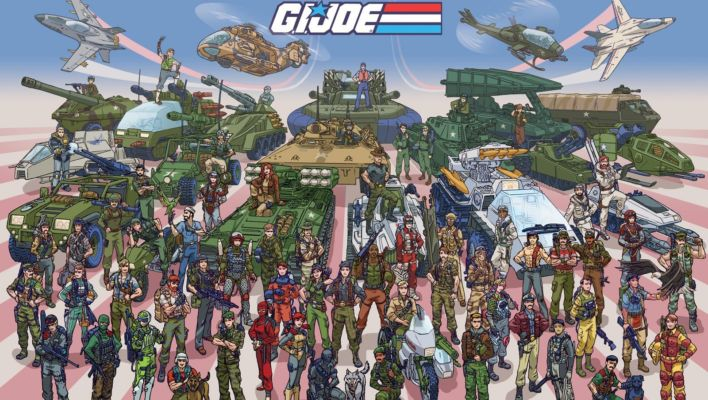 G.I. Joe: Ever Vigilant Live Action Movie Is In Development