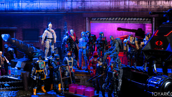 Extreme Sets 1/18 Scale Pop Up Dioramas Review