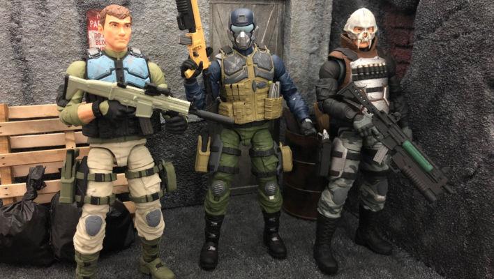 Action Force Kickstarter Returns!