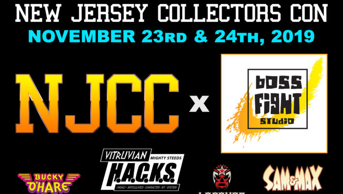 New Jersey Collectors Con Fall Show Update November 23rd and 24th 2019