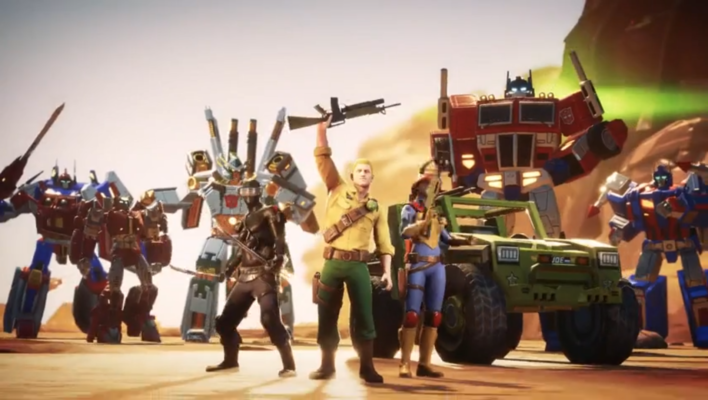 G.I. Joe Franchise Heading To Transformers: Earth Wars Mobile Game