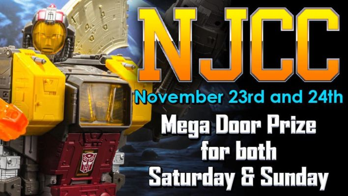 New Jersey Collectors Con Fall Show Update November 23rd and 24th This Weekend!
